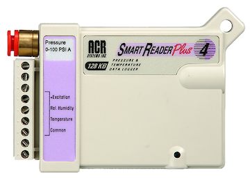 ACR Systems Datalogger SmartReader Plus 4 LPD