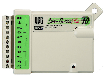 ACR Systems Datalogger SmartReader Plus 10